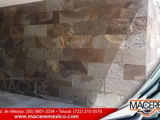 MACERE México Paredes y suelosRevestimientos de paredes y suelos Piedra Multicolor