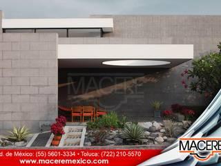 MACERE México Paredes y suelosRevestimientos de paredes y suelos Piedra Gris