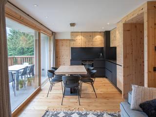 BEARprogetti - Architetto Enrico Bellotti Built-in kitchens