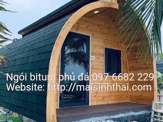 Hotéis modernos por Công ty TNHH Xây dựng và Thương mại Việt Pháp Moderno