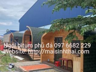 Hoteles de estilo moderno de Công ty TNHH Xây dựng và Thương mại Việt Pháp Moderno