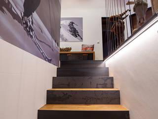 BEARprogetti - Architetto Enrico Bellotti Stairs