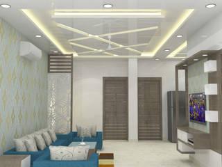 Residence Modern living room by JB DESIGN Modern