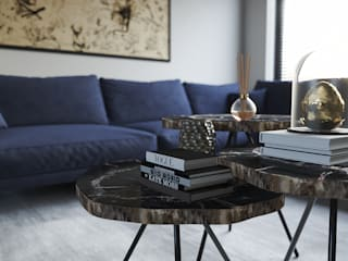 Interieur design betreft keuken/living Moderne woonkamers van SANDER. | Interieurdesign Modern