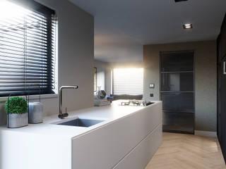 Interieur design betreft keuken/living Moderne keukens van SANDER. | Interieurdesign Modern