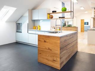 Küche Altholz Moderne Küchen von Beer GmbH Modern