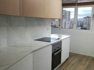 Cocina de garaymaestre arquitectos Moderno