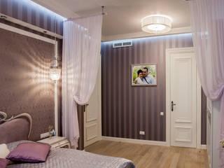 """квартира в """"ЖК Английский квартал"""" Студия текстильного дизайна 'Времена года' Спальная комната Текстиль Текстиль"""