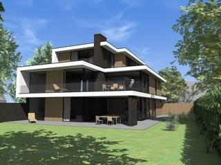 villa // Nieuwveen van Studio FLORIS Modern