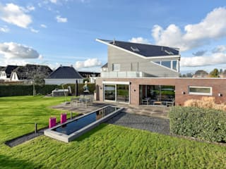 villa // Zwaagdijk van Studio FLORIS Modern