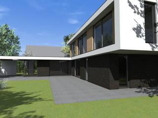 poldervilla // Almere van Studio FLORIS