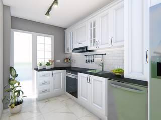 Müşterilere Özel Yaptığımız Mutfak Tasarımlarımız ve Uygulamaları MOBILAC DESIGN Kırsal/Country