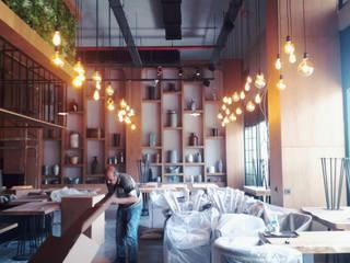 ATAŞEHİR CAFE DEKORASYON - TADİLAT MOBILAC DESIGN Modern