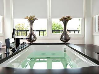 HOTEL DE JONCKHEER:  Keuken door Verswijver, Modern