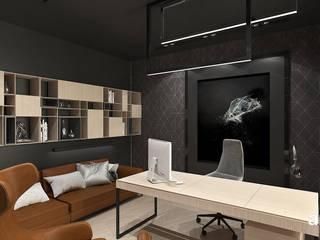Oficinas de estilo  por ARTDESIGN architektura wnętrz, Moderno