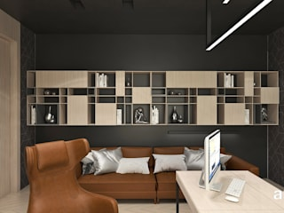 ARTDESIGN architektura wnętrz Estudios y despachos de estilo moderno