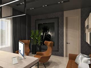 Study/office by ARTDESIGN architektura wnętrz, Modern