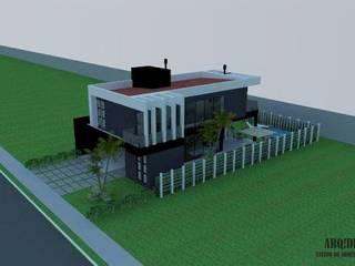 Projeto Residencial por ARQ!DEA Moderno