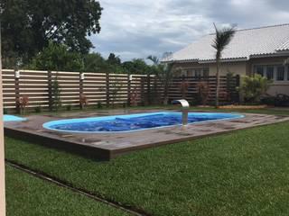 Projeto Paisagismo Residencial por ARQ!DEA Tropical