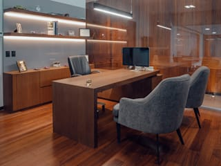 TocoMadera Study/office