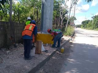 by Instalaciones Eléctricas CMT