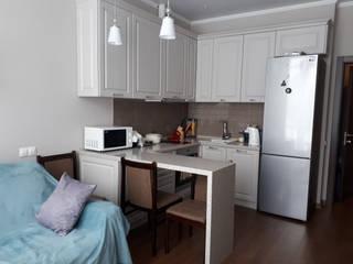 Небольшая квартира в стиле минимализм от студия Минимализм