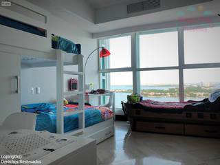 """Proyecto """"Portofino Bay View Grand"""" Cancún de Happy Kids Muebles"""