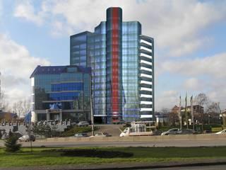 Гостиница в Ростове-на-Дону от Центр архитектуры и дизайна 'Freeдом'