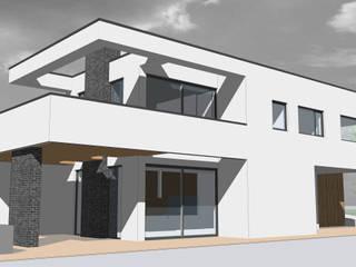 watervilla // Nieuwkoop van Studio FLORIS Modern