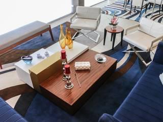 Modern Living Room by Mario Ramos Modern