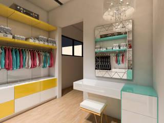 A.DESIGN Dormitorios infantiles Almacenamiento