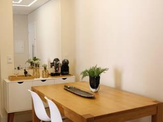 Reforma - Apartamento Clean por Danielle David Arquitetura Moderno