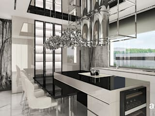 Kitchen by ARTDESIGN architektura wnętrz, Modern