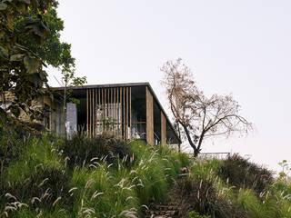 Riparian House Modern garden by Architecture BRIO Modern