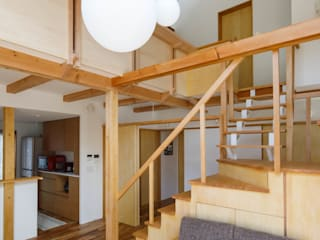 反町の家 北欧デザインの リビング の 多和良屋|studio tawaraya 北欧