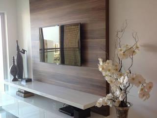 Muebles para Living:  de estilo  por Toca Madera Muebles,Moderno