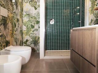 appartamento a Verona Bagno moderno di studio di progettazione architetto caterina martini Moderno