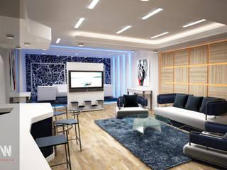 Modern hotels by AKYAN SQUARE Modern