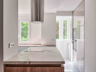 estudio551 Modern kitchen