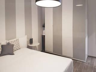Appartamento da affittare Camera da letto moderna di studio di progettazione architetto caterina martini Moderno