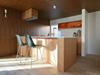 Modern kitchen by NASU CLUB Modern