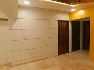 2 BHK PROJECT : classic  by AXLE INTERIOR,Classic