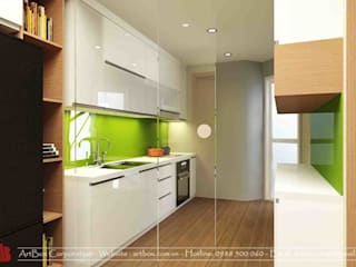 Thiết kế nội thất chung cư Hoàng Đạo Thúy Thiết Kế Nội Thất - ARTBOX