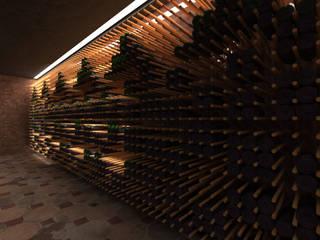 becubic Wine cellar