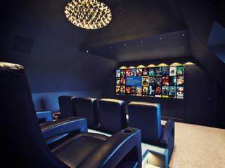 Kent Audio Visual & Control System inc. Dedicated Home Cinema Modus Vivendi Electronics