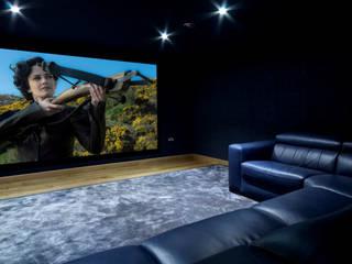 Shoreham Smart Home & Cinema Room Modus Vivendi Modern media room