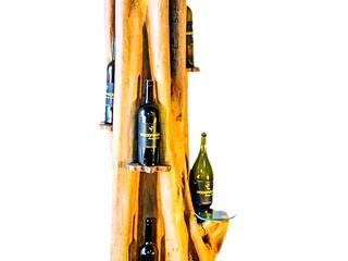 Garrafeira:   por Woodpieces. Livingdesign,Eclético
