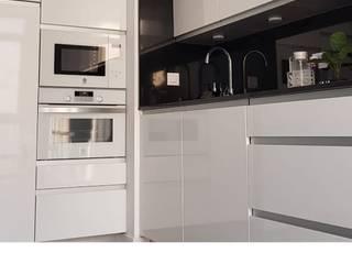 Comercial Ébano Spa Built-in kitchens