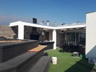 Terrasse von Comercial Ébano Spa, Modern
