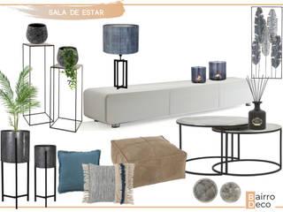 Moodboard Estilo Moderno por Bairro Deco - Decoração de Interiores e Mobiliário Moderno